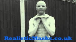 realistic masks co uk video youtube