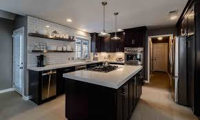 Stainless Steel Kitchen Countertops How To Mix And Match Stainless Steel Kitchen Shelves With Your Style