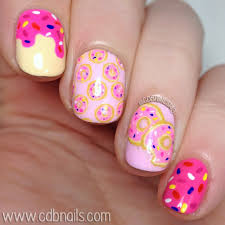 cdbnails 40 great nail art ideas food planner mani