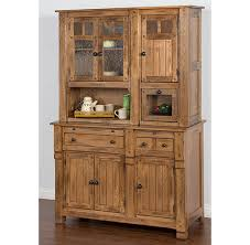 Buffet With Hutch Furniture Sideboards U0026 Buffets Furniture Mart