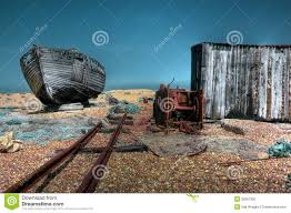 Shack by Abandoned Boat And Shack Royalty Free Stock Image Image 32957926