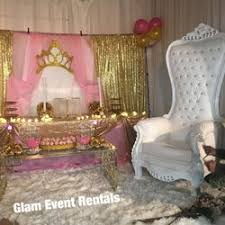 table and chair rentals bronx ny glam event rentals 13 photos venues event spaces 1880 carter