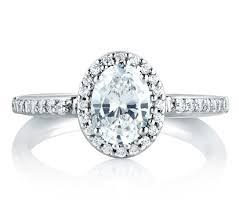 oval engagement ring with halo oval disc shank halo engagement ring engagement rings