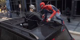 spider man game ps4 exclusive business insider