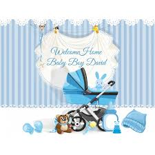 baby boy welcome home decorations large welcome home baby banner baby shower banner baby girl