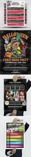 16 top notch halloween flyer templates 8 extra posters u0026 mockups