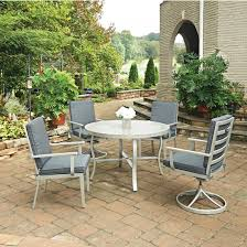 Patio Table Ls Home Styles South 42 1 2 And 48 Patio Dining Table