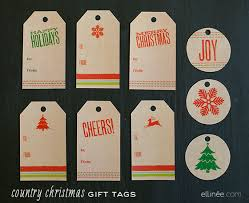 25 free printable gift tags the elli