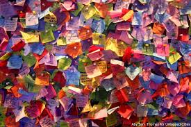 New Year S Eve Wall Decorations by Wishes As Confetti In Times Square On New Year U0027s Eve Untapped Cities