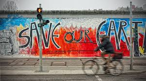 the most colourful neighbourhoods in east berlin mural painted on the berlin wall pixabay