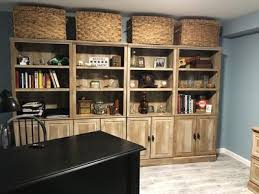 Bookcase With Doors Better Homes And Gardens Crossmill Bookcase With Doors