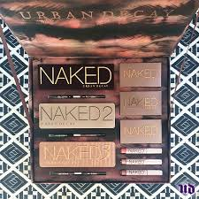 which palettes come with the urban decay vault u2014 photos
