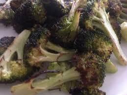 comment cuisiner les brocolis recette brocoli au four toutes les recettes allrecipes