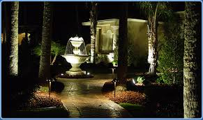 Landscape Lighting Company Lightscapes Outdoor Landscape Lighting Orlando Heathrow Landscape