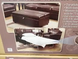 Costco Folding Bed Synergy Malibu Sleeper Ottoman Costco For The Home Pinterest