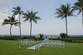 Patio Furniture West Palm Beach Fl Intimate Wedding At The Breakers Palm Beach Fl My Hotel Wedding