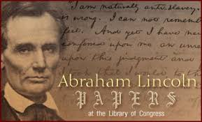 lincoln papers at the library of congress