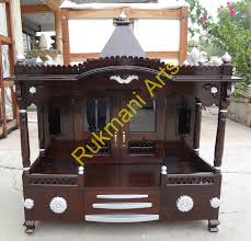 how to decorate a temple at home home wooden temple design wooden designs