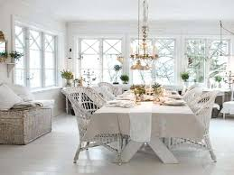 Shabby Chic Home Decor Pinterest Bungalow Decorating Ideas Shabby Chic Dining Room Cottage Style