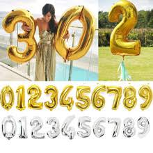 birthday balloons for men compare prices on 40 birthday balloons online shopping buy low