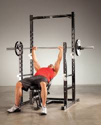 marcy pro eight position home gym platinum power rack and bench