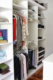 Organized Closet Organized Master Closet Simply Organized