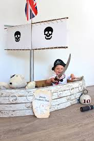 all aboard for a pirate picnic