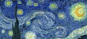 analyse du tableau la chambre de gogh starry gogh la nuit étoilée sternennacht