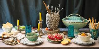 ditch your tablecloth and more tips for setting the