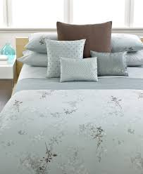 Queen Comforter Calvin Klein Home Tinted Wake Queen Comforter Bedding