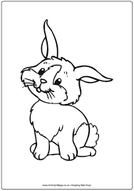 chinese astrology rabbit coloring peter rabbit coloring