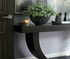 modern console table with drawers modern console table how to decorate a living room with a modern