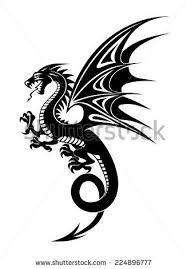25 black dragon tattoo ideas dragon tattoo