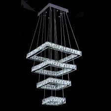 New Chandeliers by Compare Prices On Chandeliers Square Modern Online Shopping Buy