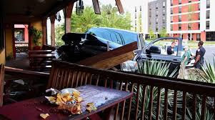 truck crashes into la tienda restaurant news alligator org