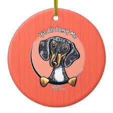 dapple dachshund ornaments keepsake ornaments zazzle