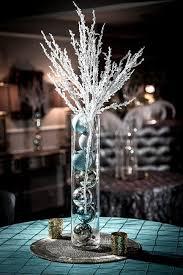 Winter Wonderland Centerpieces by Winter Wedding Centerpiece Wedding Details Pinterest Winter