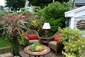 Gardening With Rocks by Download Backyard Gardens Michigan Home Design