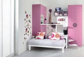 colorful interior decorating teenage girls room design with luxury