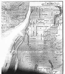 Honeyman State Park Map by Pratt Families Of Mercer County Illinois
