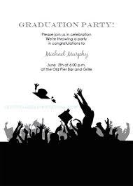 grad party invitations free printable graduation invitations templates
