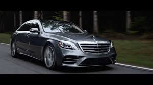 mercedes car s class 2018 mercedes s class commercial and laurel