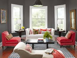 bold living room colors 20 colorful living rooms to copy hgtv