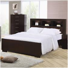 Contemporary Wooden Bedroom Furniture Uncategorized Minimalist Bedroom Furniture Brown Fabric Modern