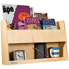 Amazoncom The Original Wooden Bunk Bed Shelf And Bedside Storage - Tidy books bunk bed buddy