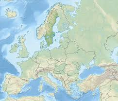 Map Sweden File Sweden In Europe Relief Mini Map Svg Wikimedia Commons