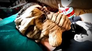 alien halloween prop giveaway enter to win an alien facehugger mask for halloween here