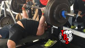 Powerlifting Bench Workout Top 5 Assistance Accessory Exercises For The Bench Press Elite Fts
