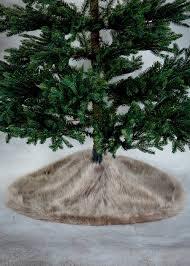 faux fur tree skirt faux fur christmas tree skirt 40cm matalan