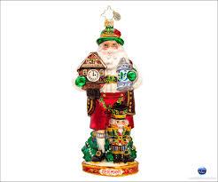 christopher radko bavaria u0027s best christmas ornament
